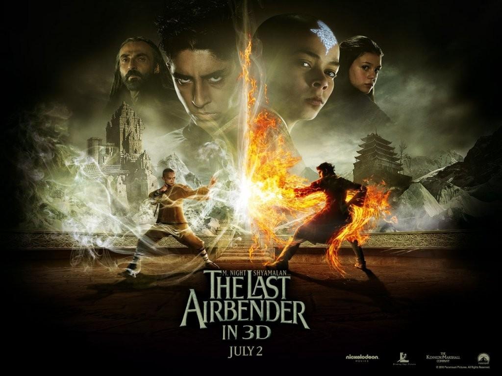 Смотреть Онлайн The Last Airbender / Повелитель стихий