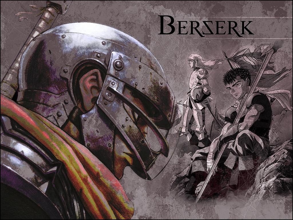 постер Берсерк / Berserk / Kenpuu Denki Berserk
