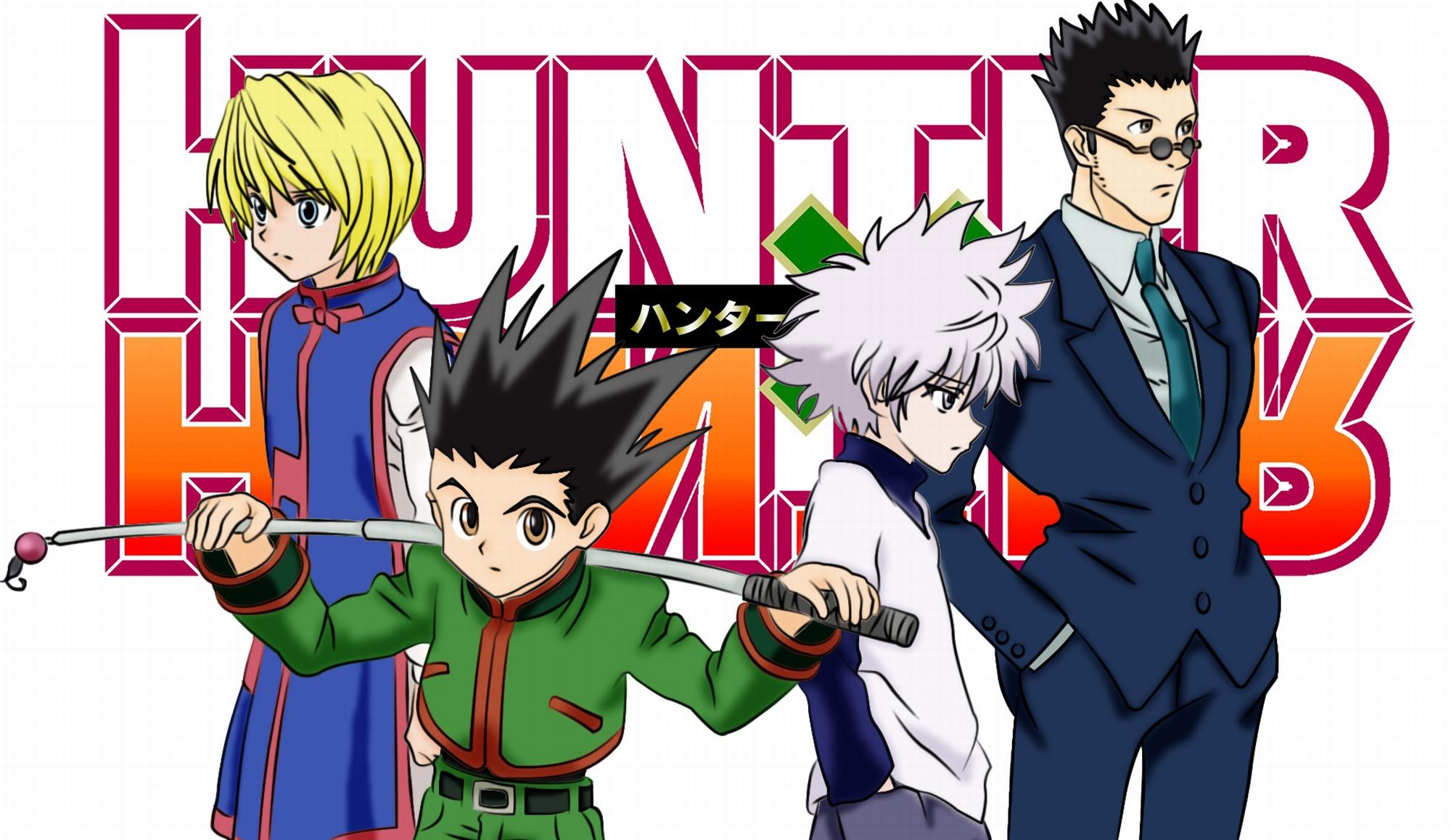 Смотреть Онлайн Охотник х Охотник [ТВ-2] / Hunter x Hunter TV 2